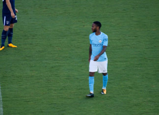 Raheem Sterling Crystal Palace vs Man City