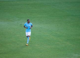 Fernandinho Man City