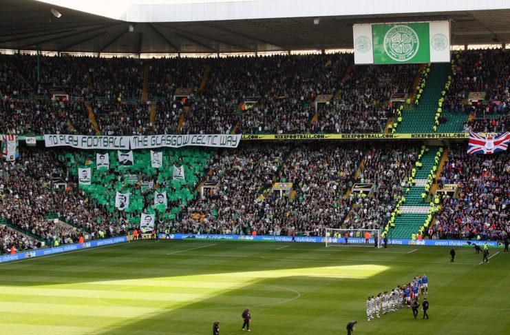 UEFA Celtic FC Scottish Premiership