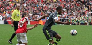 Steven N'Zonzi Arsenal