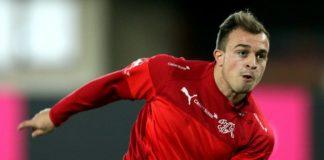 Xherdan Shaqiri Liverpool news