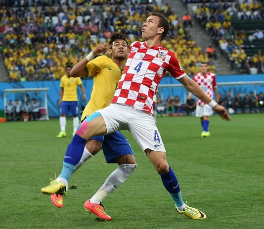 Ivan Perisic Croatia