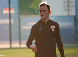 Rakitic Croatia