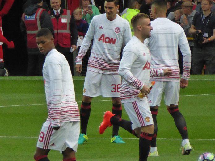 Luke Shaw Man United