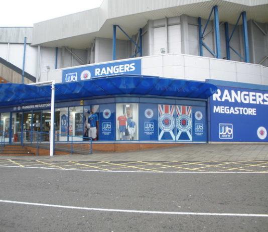 Rangers vs St Johnstone