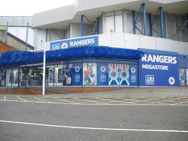 Rangers FC Kemar Roofe