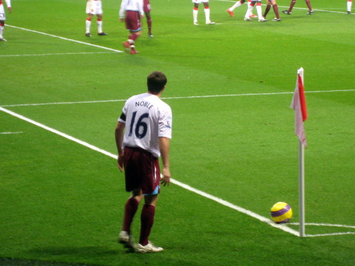 Mark Noble West Ham United
