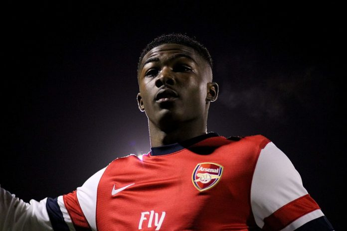 Ainsley Maitland-Niles Arsenal