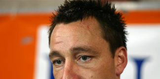 John Terry can't play against Rangers