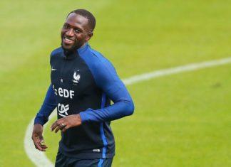 Moussa Sissoko Spurs