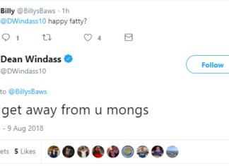 Josh Windass' father