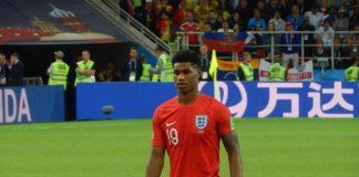 Marcus Rashford England Man United
