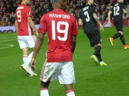 Marcus Rashford Man United news EPL