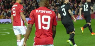 Marcus Rashford Man United news