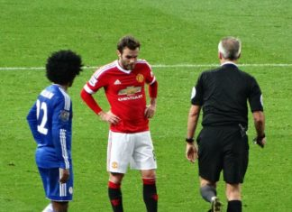 Man United Juan Mata