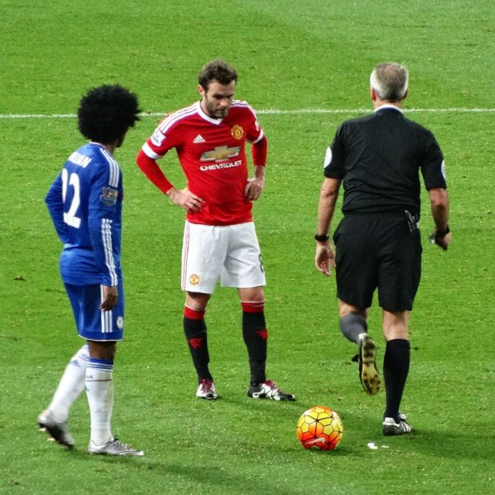 Man United Juan Mata
