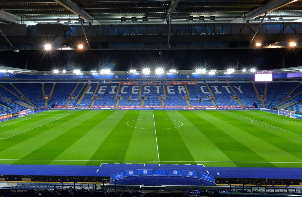 Soccer returns to Leicester 2 weeks after team owner's death