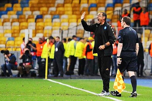 Maurizio Sarri mistakes by Frank Lampard