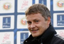 Ole Solskjaer Man United