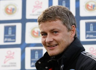 Ole Solskjaer Man United Champions League UEFA vs Barcelona