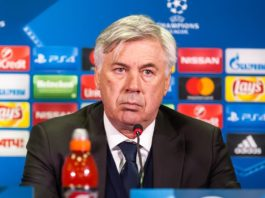 Carlo Ancelotti wants Emmanuel Dennis Everton FC