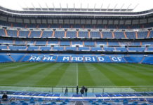 Santiago Bernabeu Real Madrid news