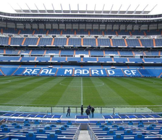 Santiago Bernabeu Real Madrid news