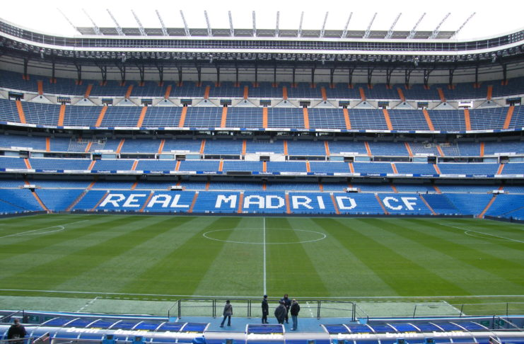 Toni Kroos Santiago Bernabeu Real Madrid news