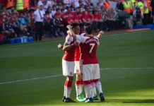 Aubameyang and Henrikh Mkhitaryan Arsenal news