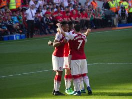 Aubameyang and Henrikh Mkhitaryan Arsenal news