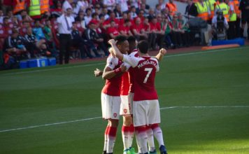 Pierre Emerick-Aubameyang and Henrikh Mkhitaryan Arsenal news