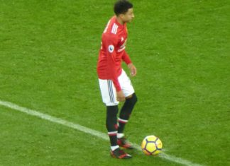 Jesse Lingard Man United vs Astana