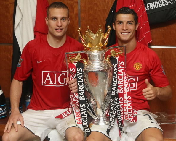 Man United Harry Maguire compared to Vidic