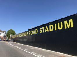 Project Restart Vicarage Road