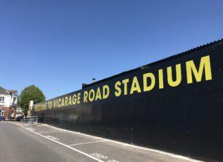 Watford vs Chelsea Vicarage Road