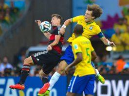 David Luiz Arsenal Brazil