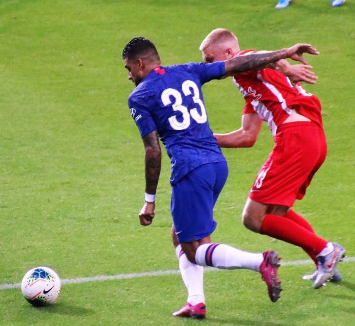 Emerson Chelsea vs Brighton