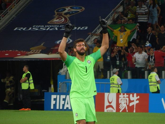 Alisson Becker Liverpool news