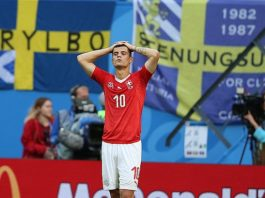 Granit Xhaka wanted by NUFC