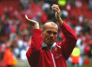 Freddie Ljungberg Arsenal