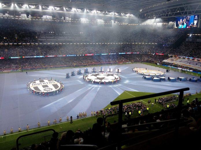 Edouard Mendy UEFA Champions League