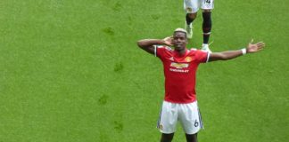 Paul Pogba Man United