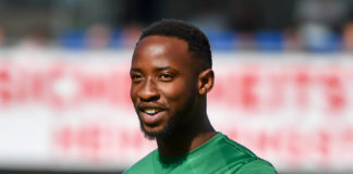 Moussa Dembele Lyon