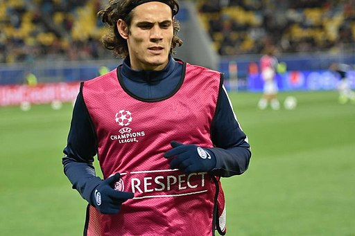 Edinson Cavani PSG to Inter Miami