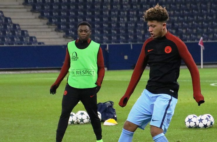 Jadon Sancho wanted by Man United