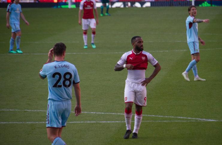 Alexandre Lacazette Arsenal EPL
