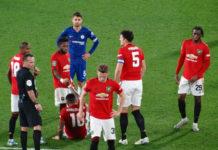 Aaron Wan-BIssaka Man United