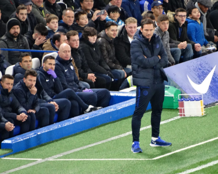 Frank Lampard Chelsea EPL