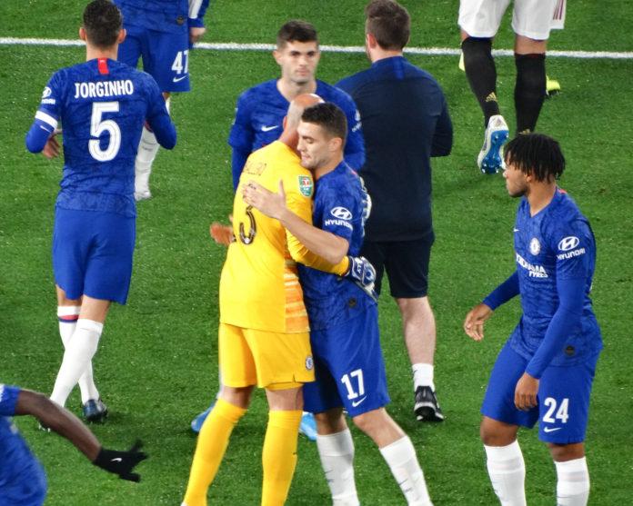 Jorginho Chelsea Premier League EPL