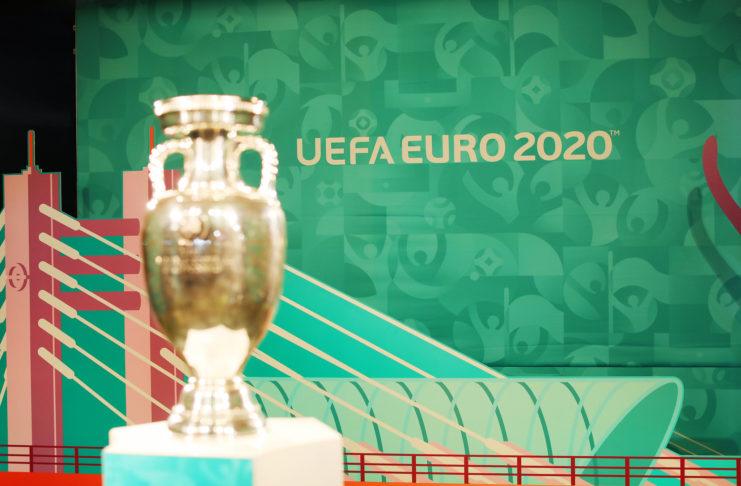 Kieran Tierney UEFA EURO 2020